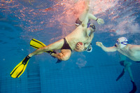 Underwater rugby seesion 1
