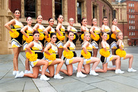 SDC Stingers Cheerleaders Squad