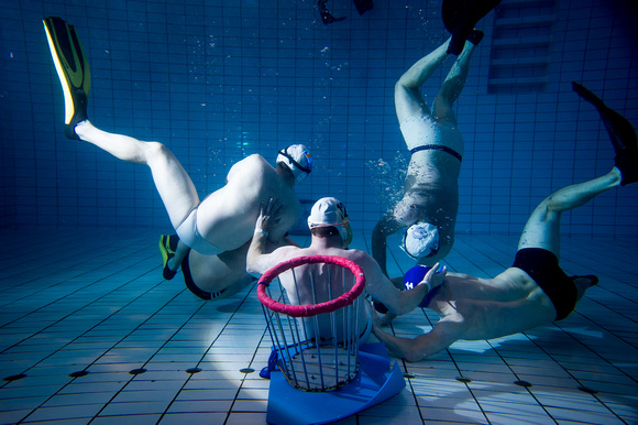 Underwater Rugby Session 2-31