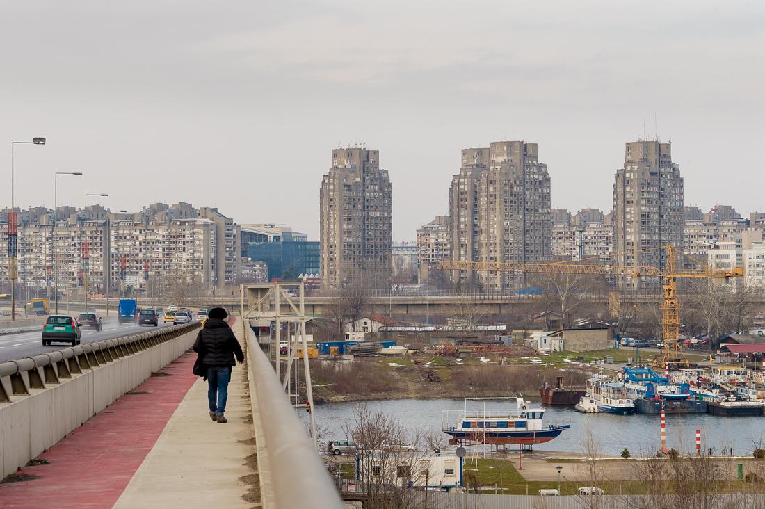 Belgrade City Life-410